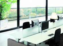 daglicht kantoorruimte